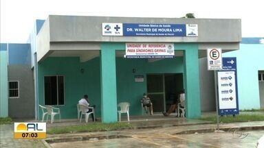 Unidades Básicas de Saúde atendem mais de mil pacientes com sintomas de gripe - Veja na reportagem de Viviane Leão.