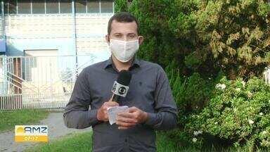 Um casal de idosos em Mirante da Serra se curou da Covid-19 - O repórter Gedeon Miranda traz mais informações.