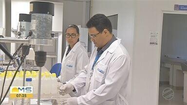 Em Três Lagoas, parceria viabiliza produção de álcool em geral para hospitais e usinas - Em Três Lagoas, parceria viabiliza produção de álcool em geral para hospitais e usinas