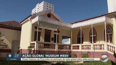 Pela 6ª vez, museu de Piracicaba participa da #MuseumWeek - Pelo cronograma, exame será aplicado em 1º e 8 de novembro (versão presencial) e em 22 e 29 de novembro (versão digital). Presidente do Inep afirma que datas estão mantidas.