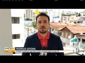 Prefeitura de Teófilo Otoni confirma segunda morte causada pela Covid-19 - Paciente tinha 40 anos, e era do sexo masculino.