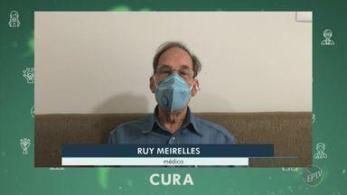 Coronavírus: mensagem de cura de médico recuperado - Ruy Meirelles fala sobre os sintomas da Covid-19 e a superação da doença.