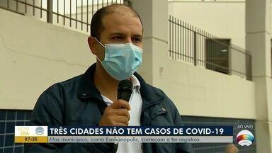 Apenas 3 cidades do Oeste Paulista não têm registros de Covid-19 - Veja as últimas notícias sobre a pandemia do novo coronavírus.