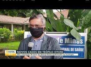 Covid-19: Veja como está a situação em Teófilo Otoni - Até o momento, 38 casos da doença foram confirmados no município.