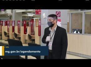 UAI de Governador Valadares retorna às atividades presenciais - Atendimentos presenciais só estão sendo feitos com agendamento prévio.