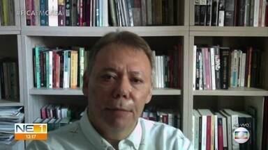 Municípios do Grande Recife sem quarentena 'precisam ser solidários', diz pesquisador - Sinval Brandão Filho, integrante do Comitê Científico do Nordeste para Covid-19, apontou que êxito contra a Covid-19 depende também do apoio da população de outras cidades.