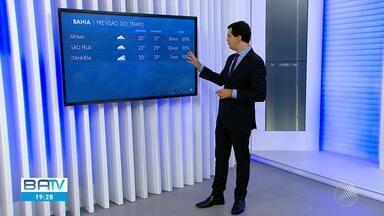 Confira a previsão do tempo para Salvador e interior do estado para quarta-feira - O tempo deve seguir instável na capital baiana.
