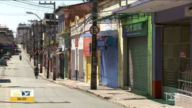 Juiz prorroga por mais três dias 'lockdown' na Região Metropolitana de São Luís - Bloqueio terminaria nesta quinta-feira (14), mas o juiz Douglas de Melo Martins, da Vara de Interesses Difusos e Coletivos, estendeu até domingo (17).