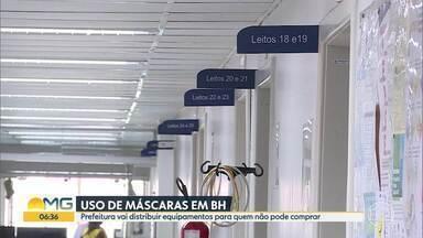 Quase um terço dos municípios mineiros já registra casos da Covid-19 - Em Belo Horizonte, número de confirmações está próximo de mil.