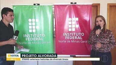 """IFNMG busca bolsistas para projeto de inclusão social com egressos do sistema prisional - """"Projeto Alvorada"""" é um projeto de inclusão social e produtiva para egressos do sistema prisional em Montes Claros."""