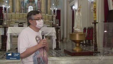 Dia de Nossa Senhora de Fátima será comemorado com carreata - Procissão luminosa será feita de forma diferente na Baixada Santista.