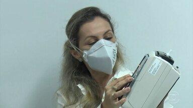 Tribunal de Contas do Amazonas recomenda o afastamento da secretária de Saúde - Além de enfrentar um dos cenários mais críticos em relação ao contágio pelo novo coronavírus, o Amazonas é palco de denúncia de sobrepreço na compra de respiradores.