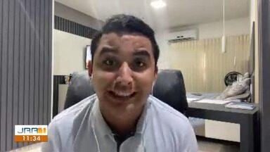 Prefeito de Alto Alegre, em Roraima, testa positivo para o coronavírus - Pedro Henrique Machado (PSD), de 25 anos, disse em rede social que está isolado e em tratamento.