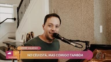 André Valadão canta ´Como ninguém me vê´ - Confira!
