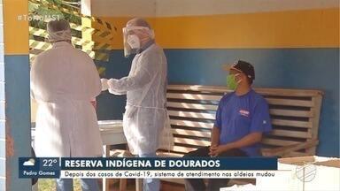Mais dois indígenas são diagnosticados com COVID-19 em Dourados - Mato Grosso do Sul registrou 479 casos confirmados da doença em 34 cidades