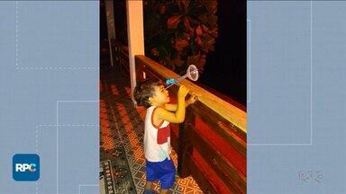Em casa sim sozinho nunca - Telespectadores participam do Boa Noite Paraná.