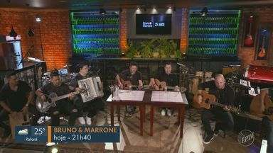 'Em Cena': veja a programação de lives para este fim de semana - Lista de apresentações inclui os cantores Pixote, Zé Neto e Cristiano e Bruno e Marrone.