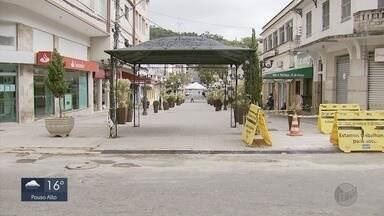 Circuito das Águas tem impacto no turismo por conta do coronavírus - Restaurantes e hotéis estão entre os setores mais atingidos