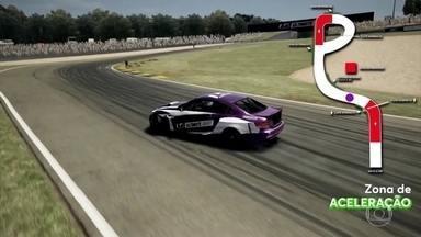 Veja como é um campeonato de drift online - Conheça mais sobre games de carros.