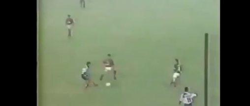 Combinado CRB/CSA 3 x 1 Flamengo, amistoso em 1995 - Narração de Madson Delano