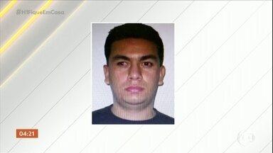 Polícia Civil do RJ prende miliciano conhecido como Jiraya - Cristiano Lima de Oliveira é considerado o número dois da maior milícia do estado.