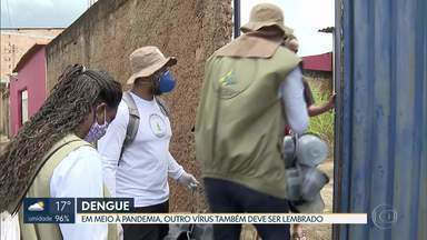 16 pessoas morreram por complicações da dengue no DF - Segundo o último boletim da Secretaria de Saúde, o DF registrou, desde o início do ano, 27.249 casos. Aumento de 66,72% na comparação com o mesmo período de 2019.