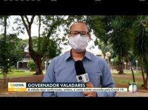 Covid-19: Mais uma morte pela doença é confirmada em Valadares - Com esta, a cidade chega a seis mortes por Covid-19.