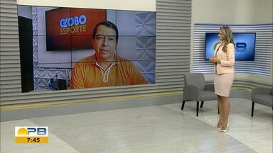 Kako Marques traz as notícias do esporte no Bom Dia Paraíba desta segunda-feira (18.05.20) - Confira tudo sobre o esporte paraibano