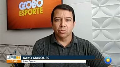 Confira as novidades do esporte paraibano desta segunda com Kako Marques (18.05.2020) - Confira as novidades do esporte paraibano desta segunda-feira com Kako Marques (18.05.2020)