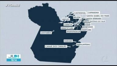 Governo do Pará decreta 'lockdown' em mais sete municípios - Agora, 17 cidades paraenses estão em regime de 'lockdown'