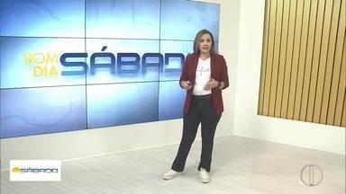 Veja a íntegra do Bom Dia Sábado, 16/05/2020 - Telejornal traz notícias e curiosidades, além de histórias de vida e de superação.