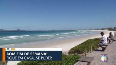 Veja a íntegra do RJ1 deste sábado, 25/04/2020 - O jornal da hora do almoço traz informações sobre as regiões dos Lagos, Serrana, Norte e Noroeste Fluminense.