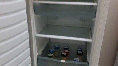 Banco de leite da Santa Mônica sofre com redução de doações - Estoque é considerado abaixo da média para alimentação dos bebês.