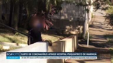 Maringá retoma toque de recolher - Decisão foi tomada após registros de aglomerações em bares.