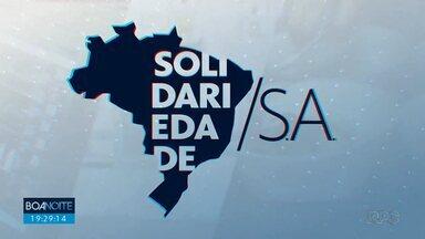 Empresas estão empenhadas em ajudar o Paraná a enfrentar a Covid-19 - Veja exemplos no quadro Solidariedade S/A.
