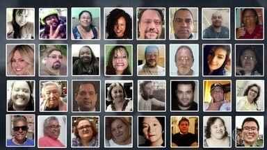 Estado de São Paulo chega a 5.147 mortes por covid-19 - O SP2 mostra algumas destas histórias, como forma de homenagem às vítimas e às famílias.
