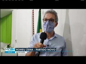 Governador Romeu Zema visita Teófilo Otoni - Segundo prefeito, município tem 81 casos confirmados.