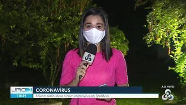 Veja as notícias sobre o coronavírus em Rondônia desta terça,19 - Vilhena teve mais dois casos da doença.