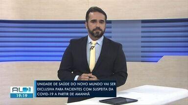 Unidade de Saúde do Novo Mundo, em Maceió, passa a atender apenas casos de gripe - Funcionamento será semelhante ao já adotado pelas unidades do Graciliano Ramos e da Santa Amélia.