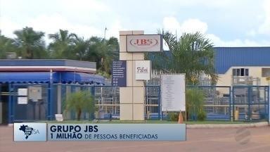 JBS e Agro Amazônia colaboram com ações solidárias durante a pandemia - JBS e Agro Amazônia colaboram com ações solidárias durante a pandemia