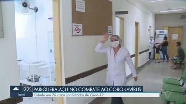 Pariquera-Açu é a cidade com mais casos de Covid-19 confirmados no Vale do Ribeira - Cidade tem o maior número de casos de coronavírus em toda a região.
