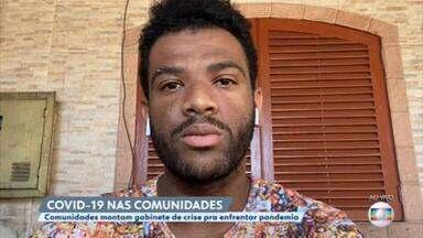 Moradores do Complexo do Alemão (RJ) planejam doar 6 mil cestas básicas aos mais carentes - Segundo Renê Silva, da Voz das Comunidades, foi criado um 'gabinete' de crise e os moradores receberam doações de material de limpeza e cestas básicas.