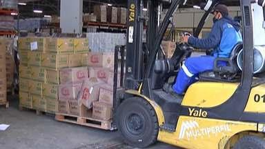 Mogi das Cruzes inicia entrega de cestas básicas oferecidas pelo Governo do Estado - Ao todo, são mais de 28 mil kits de alimentação doados para famílias da cidade em situação de vulnerabilidade social.