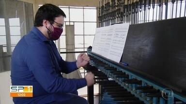 Sinos da Catedral da Sé tocam o som da cura em uma apresentação mundial - Música foi composta para representar a esperança de cura do coronavírus.