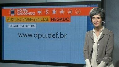 Brasileiros reclamam de auxílio emergencial negado - Milhões de Brasileiros reclamam que tinham direito ao auxílio emergencial e o pedido foi negado. Muitos já entraram na Justiça e ganharam.