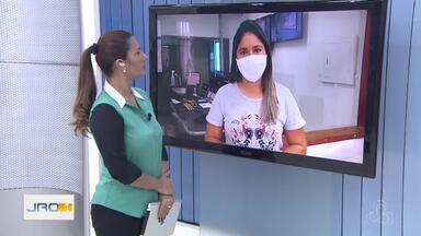 Secretário de saúde visita Guajará-Mirim - Equipe leva reforço de profissionais para conter o avanço da COVID-19 na cidade.