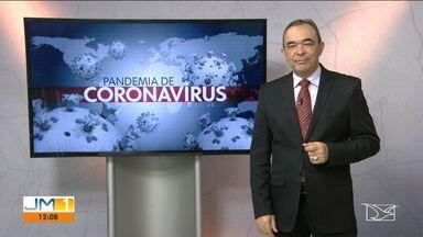 Maranhão registra 29 mortes na quarta-feira (20) e 16 mil infectados pela Covid-19 - Foram 29 mortes confirmadas por conta da doença nas últimas 24h, sendo 14 só em São Luís.