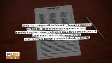 Ministério da Saúde divulga protocolo de uso da cloroquina - Medicação está sendo usada no tratamento da Covid-19.