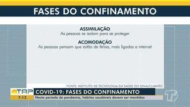 Covid-19: confira fases do confinamento - Veja na reportagem.