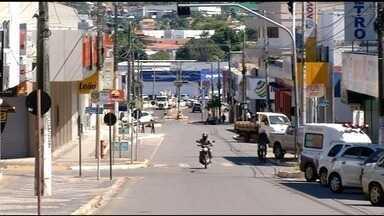 Empresários cobram medidas do governo para reabertura de comércio em Araguaína - Empresários cobram medidas do governo para reabertura de comércio em Araguaína